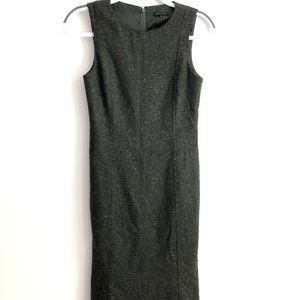 Theory tweed sheath dress
